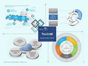 Onepager Team- und Konfliktmanagement (Team- & Collaboration Management/ TeaCoM)